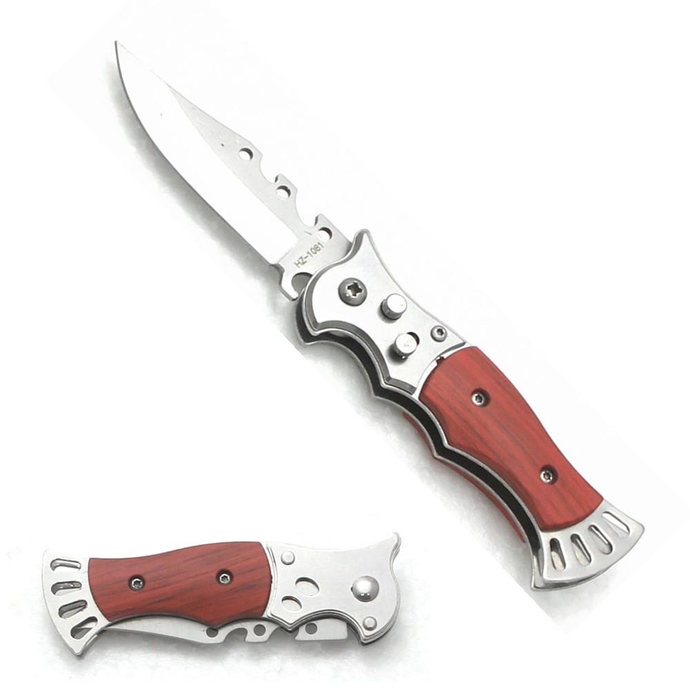 Canivete Esportivo Automático Caça Pesca Etc. 06-1081HZ