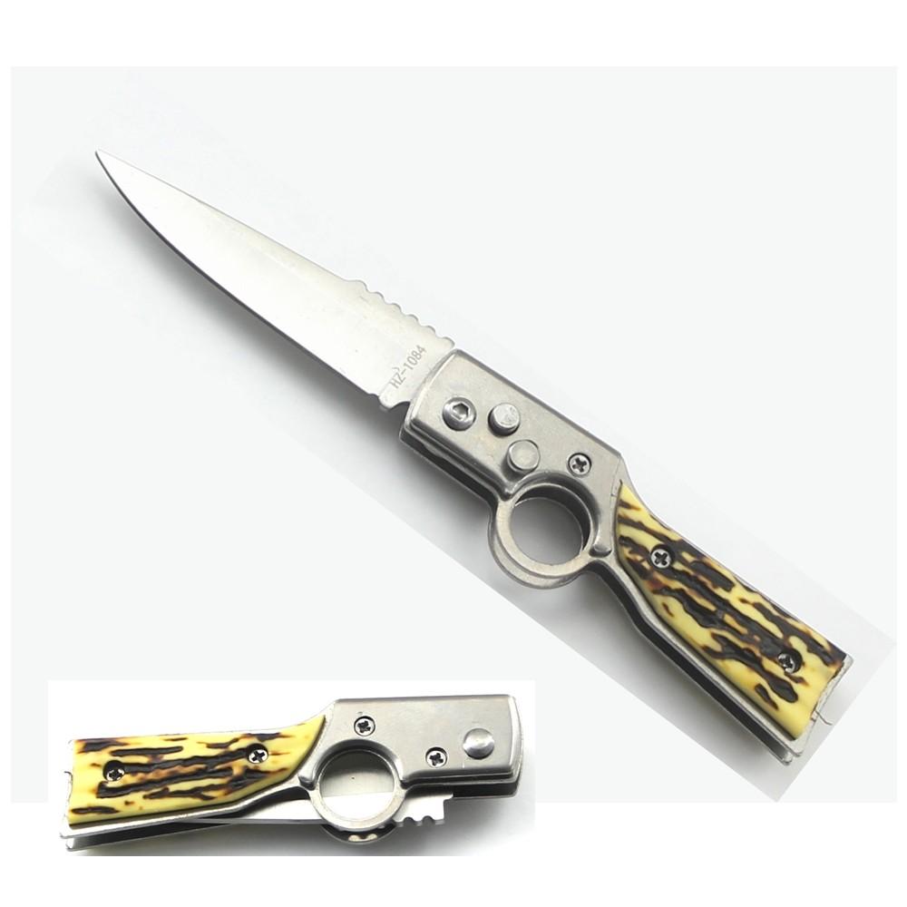 Canivete Esportivo Automático Caça Pesca Etc. 06-1084HZ