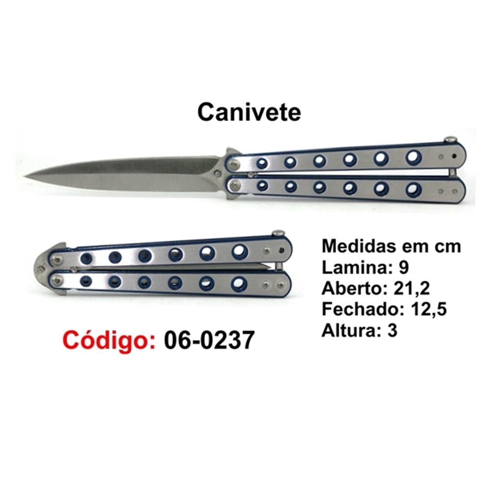 Canivete Esportivo Butterfly Borboleta 06-0237