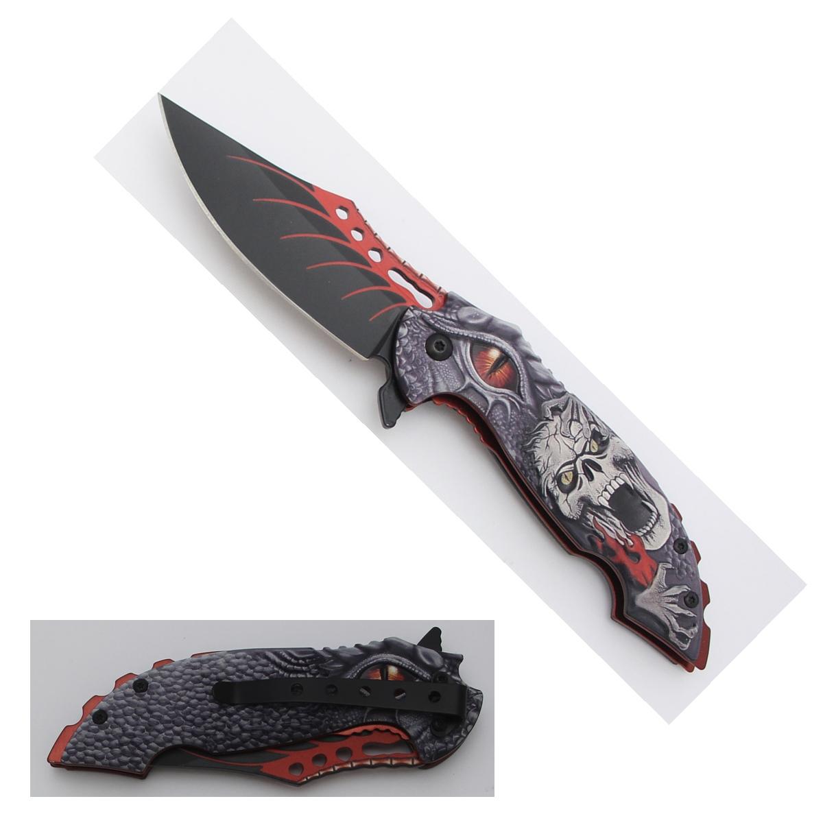 Canivete Esportivo Caça Pesca Etc. 06-1195MK