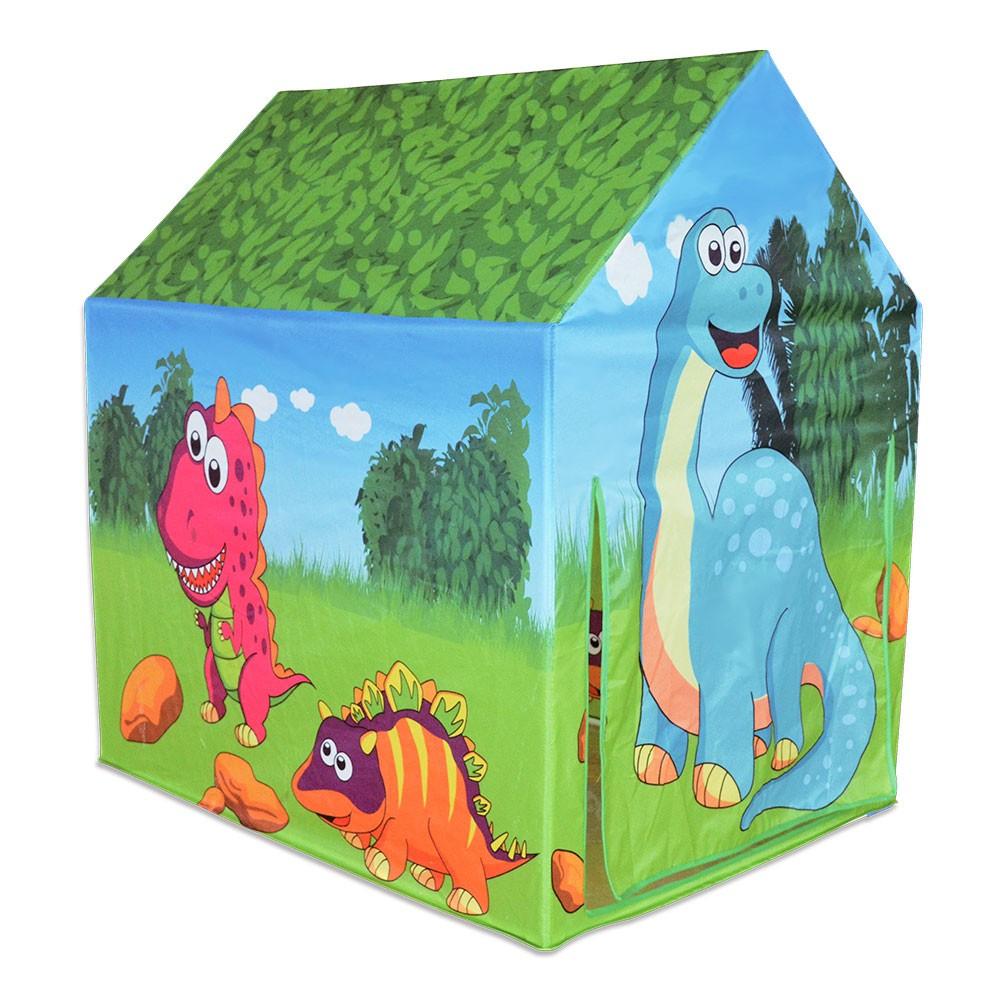 Casinha Barraca do Dinossado infantil tenda toca DM Toys DMT5885