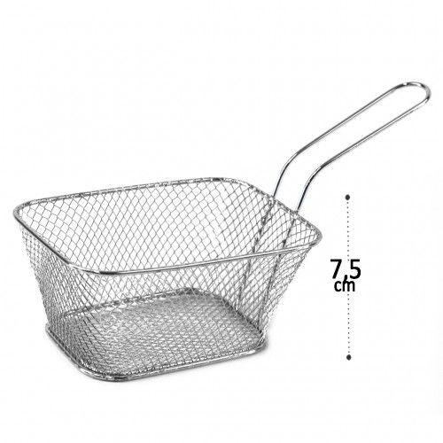 Cesta para Servir Porções 14,5x10,5x6cm Clink CK3090