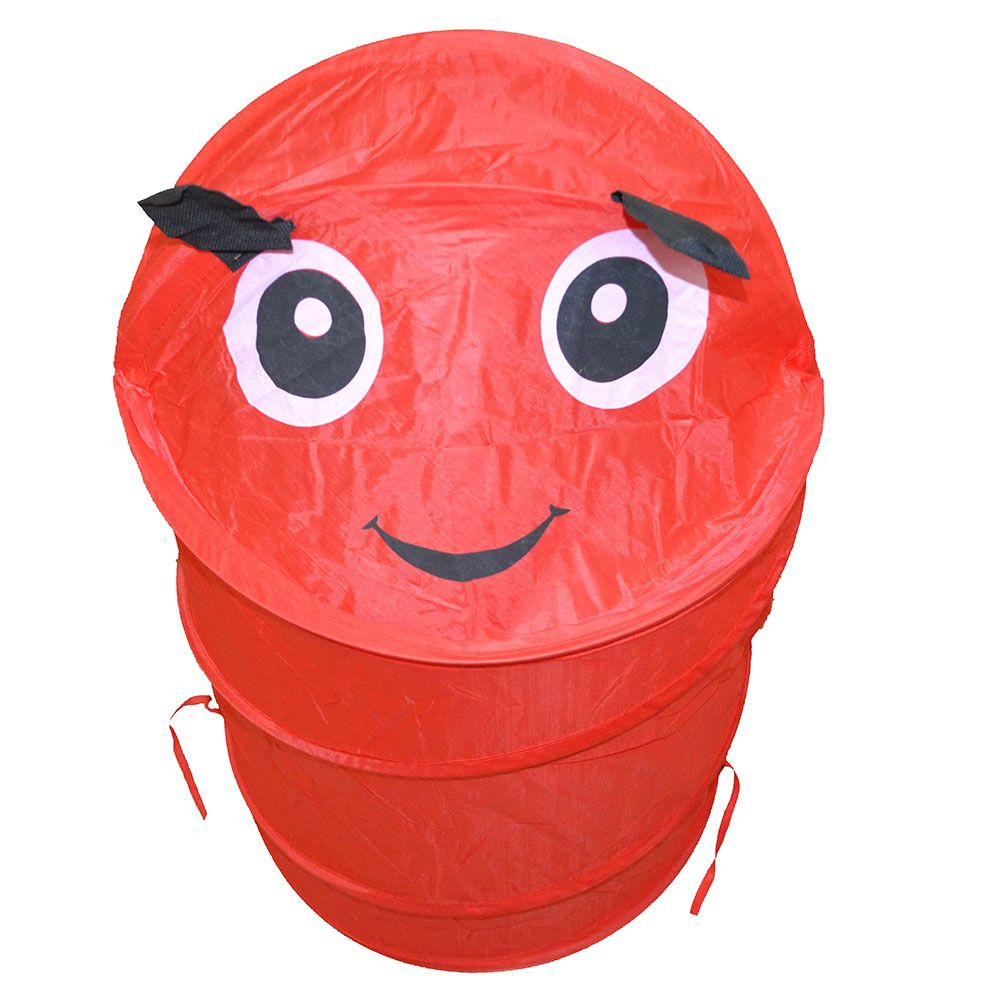 Cesto Organizador Roupa Suja Brinquedos Dobrável Infantil CK2416