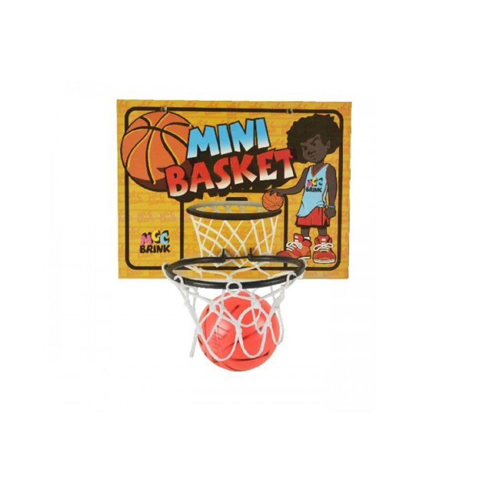Jogo De Basquete Kit Mini Basket Tabela Cesta Bola 9201