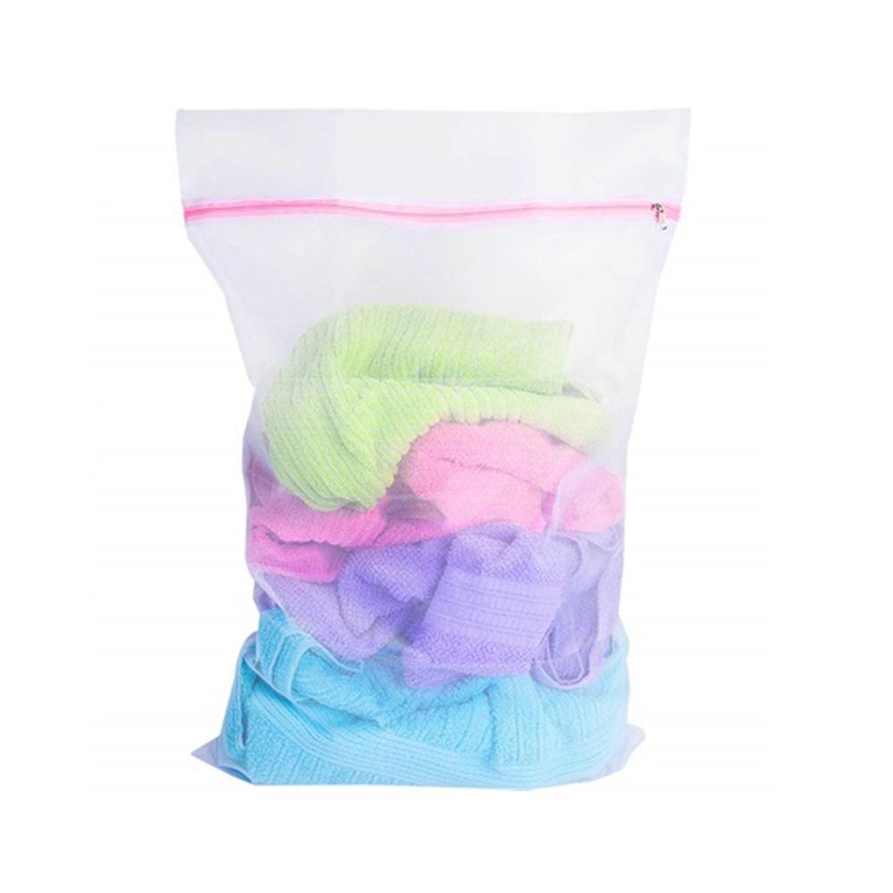 Kit 5 Saco Lavar Roupas Delicadas São 5 sacos 50x60 LT20167-5