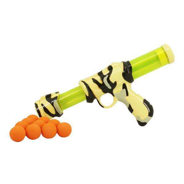Lancador Super Shoot Batalha Blister Inifantil DM Toys DMT5010