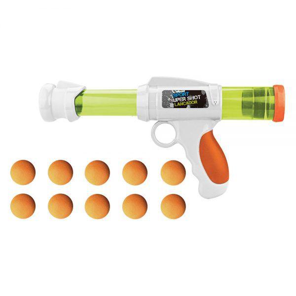 Lancador Super Shoot Sport Blister DM Toys DMT5009