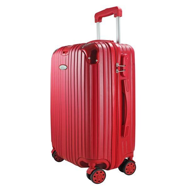 Mala de Viagem Contempo Vermelho de bordo medidas aprovada Jacki Design AHZ18670
