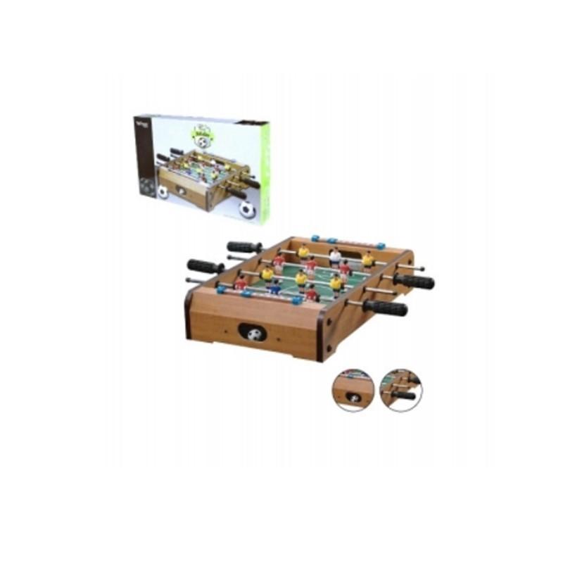 3e6c31cc5c56f Mini Jogo Mesa De Pebolim Totó Com 12 Jogadores Placar E Bolas WB3821 - MMS  Shop