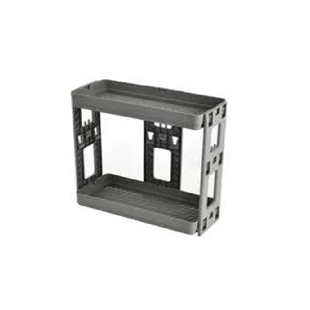 Organizador Plástico Multiuso P/ Banheiro Cozinha Armário FWB F-95178