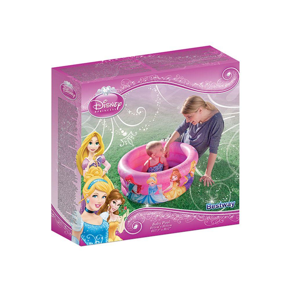 Piscina de Bolinhas da Disney Princesas Infantil + 100 Bolinhas