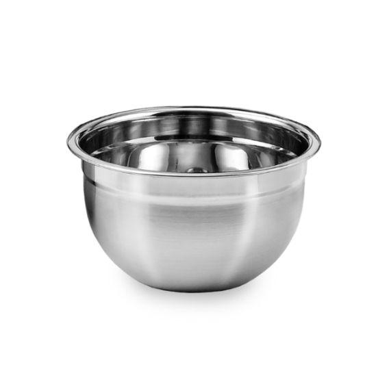 Tigela Mixing Bowl em aço Inox 22 Cm Ke Home 3116-22-1