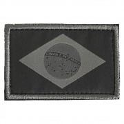 Bandeira do Brasil - WTC - Preta/Verde Oliva/Coyote