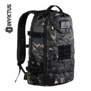 Mochila Rusher - Invictus - Multicam Black