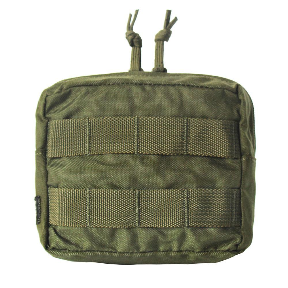 Bolso horizontal modular - Oliva