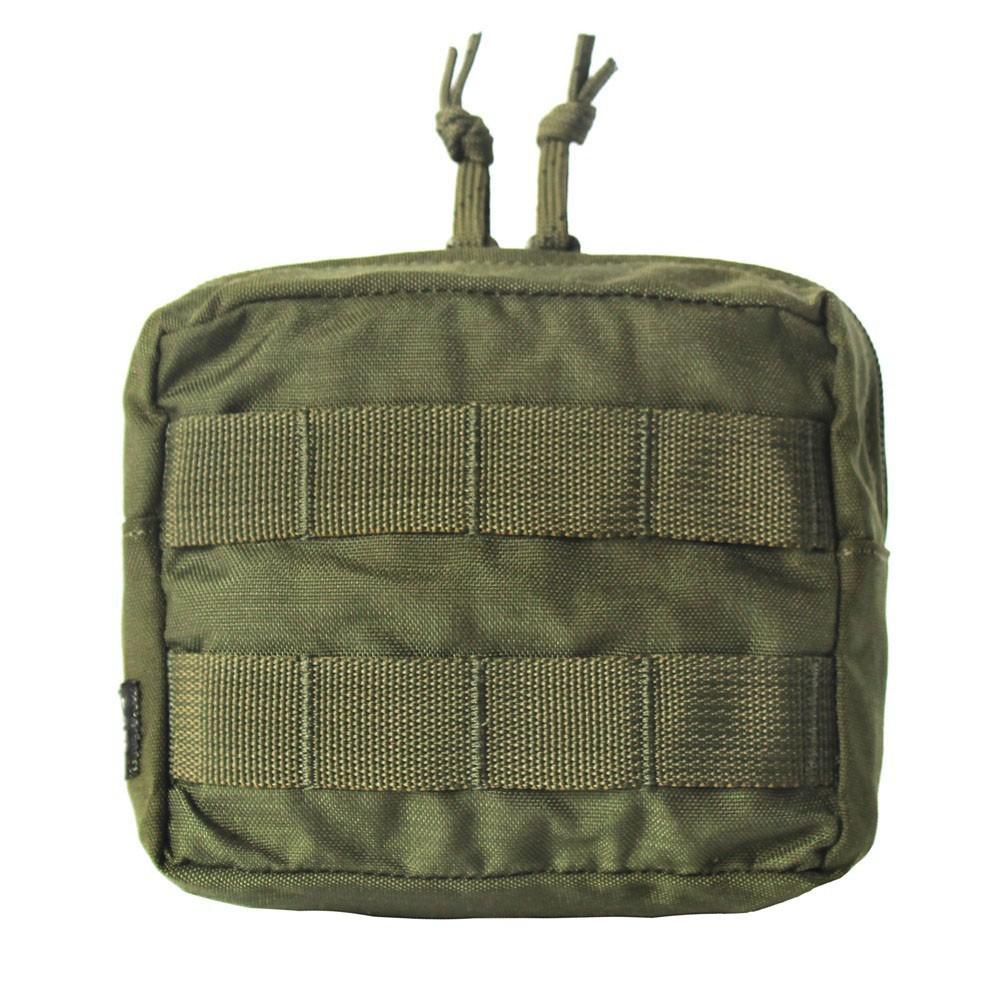 Bolso Modular Quadrado PequenoWTC - Verde Oliva