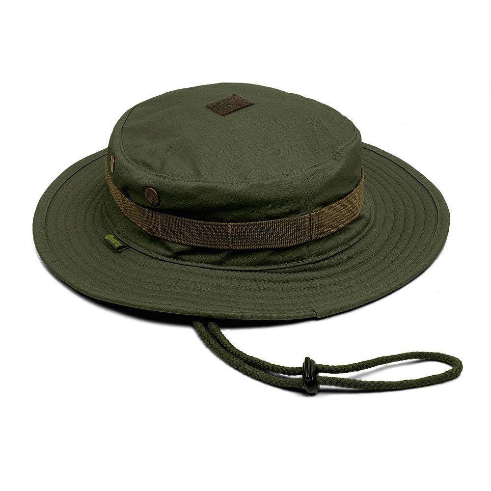 Bonie Hat Tropic - Invictus - Verde/Caqui/Preto