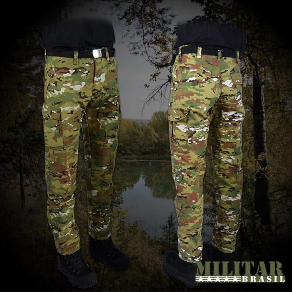 Calça Combat G2 - Multicam