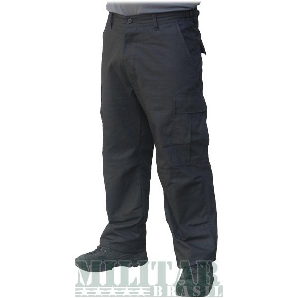 Calça Combat G2 - Preto Urbano