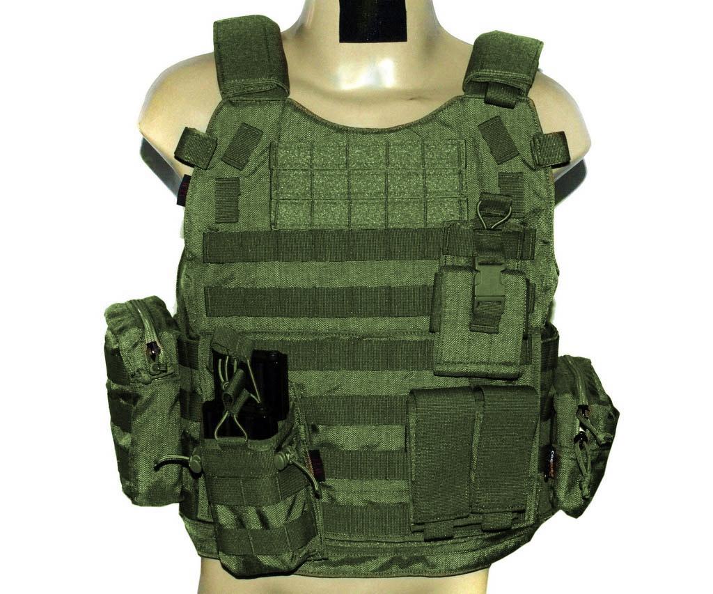 Colete - Combo Tactical I - Oliva