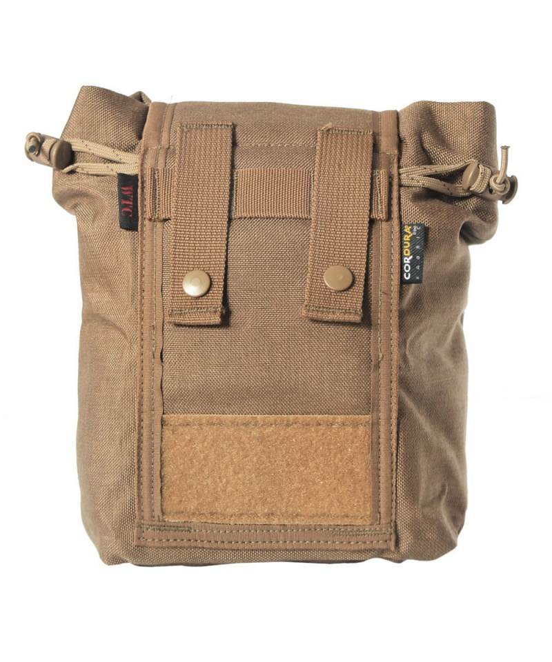 Drop Pouch Mod - Coyote Brown