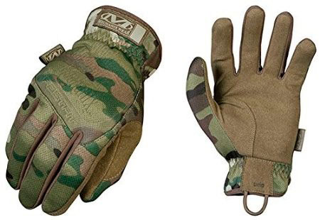 Luva MECHANIX - Fast Fit - Multicam