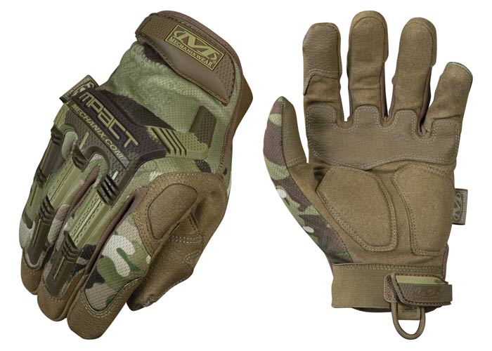 Luva MECHANIX - M-PACT - Multicam
