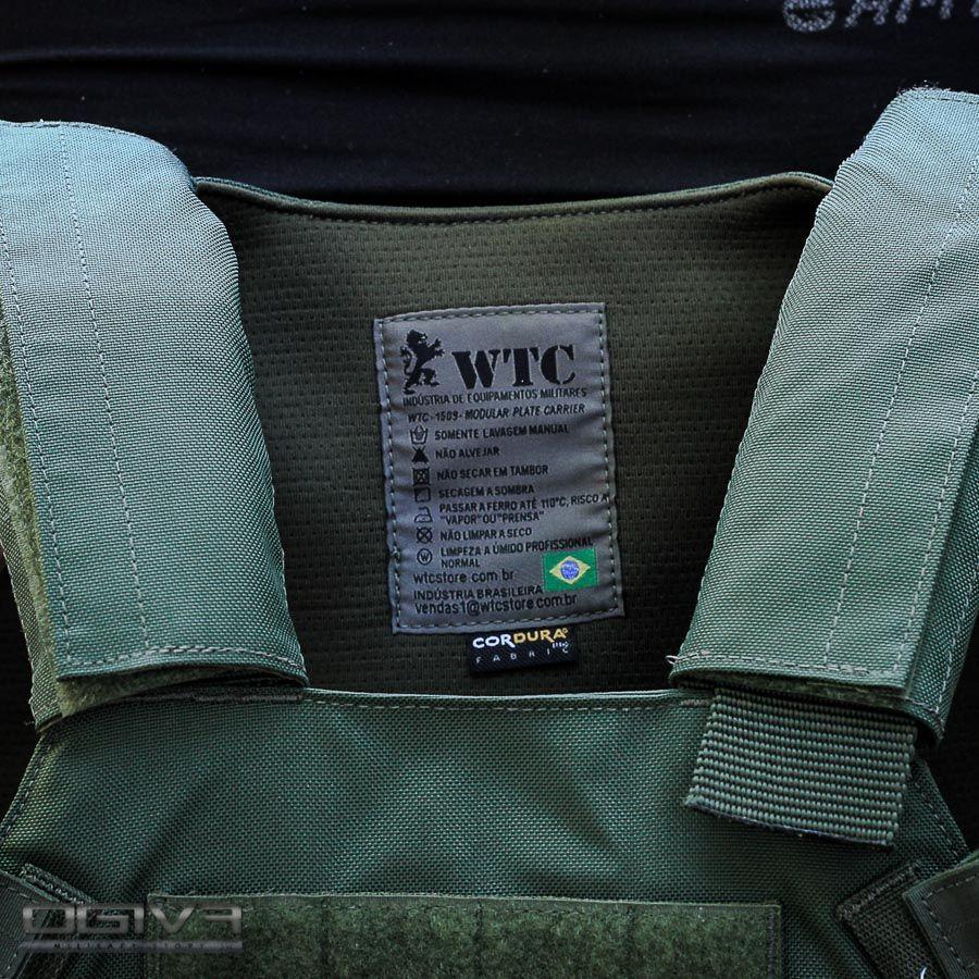 Plate Carrier - WTC - Verde Oliva