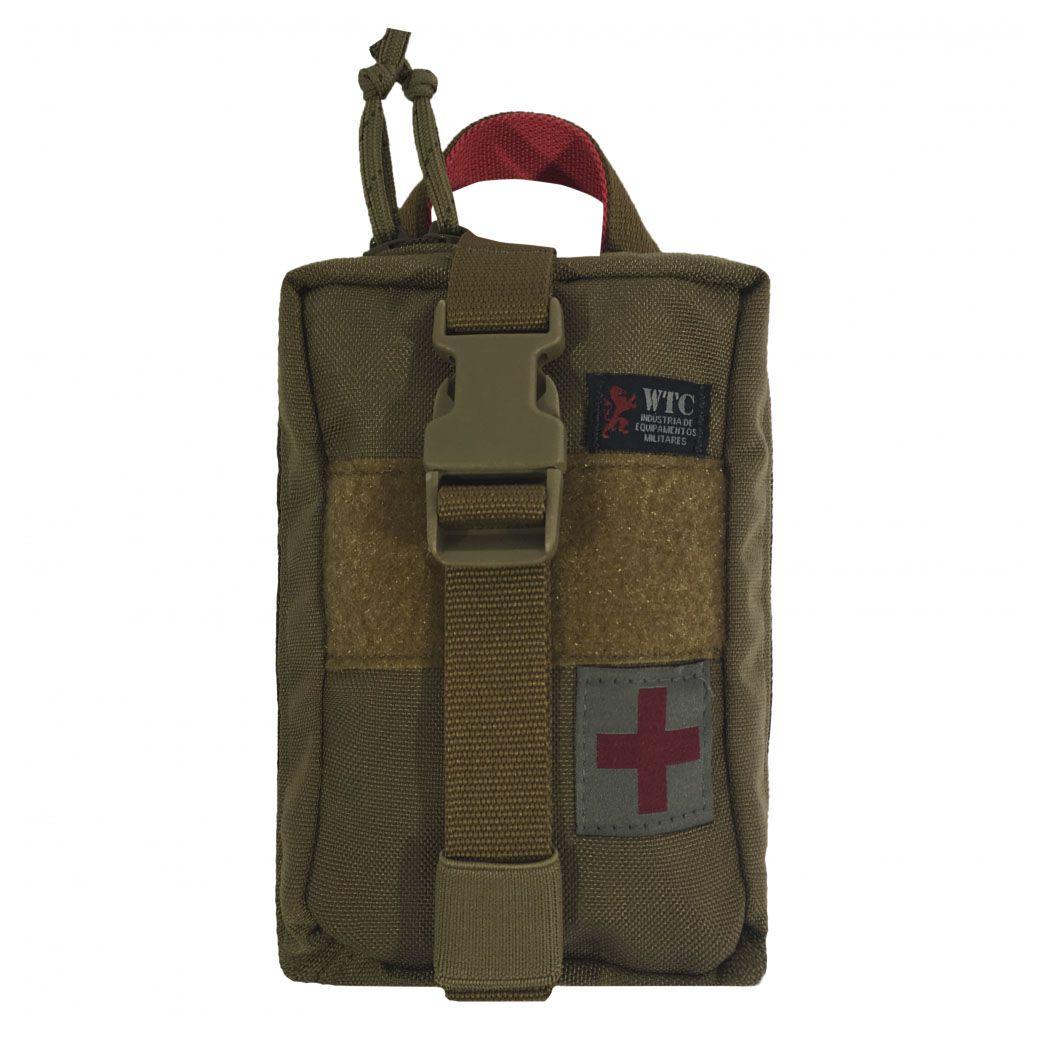 Porta APH - Primeiros Socorros - WTC - Coyote Brown