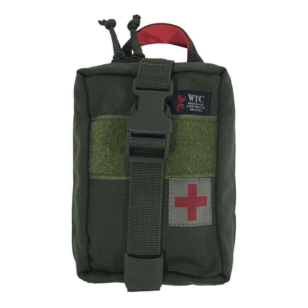 Porta APH - Primeiros Socorros - WTC - Verde Oliva