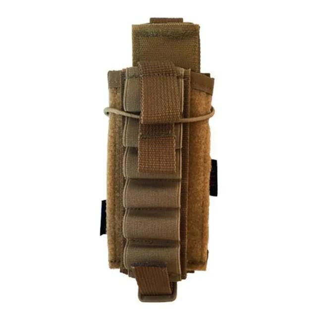 Porta Carregador de calibre 12 - Coyote - WTC