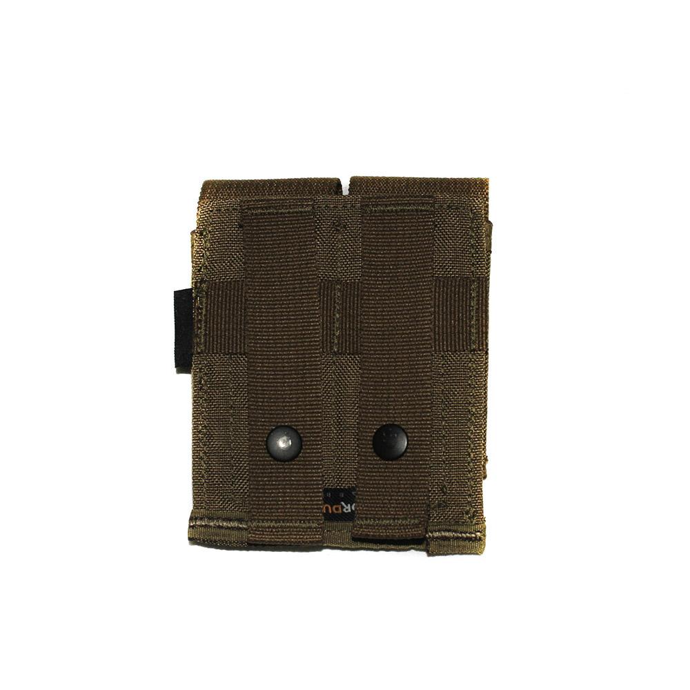 Porta carregador Duplo - PT - Coyote