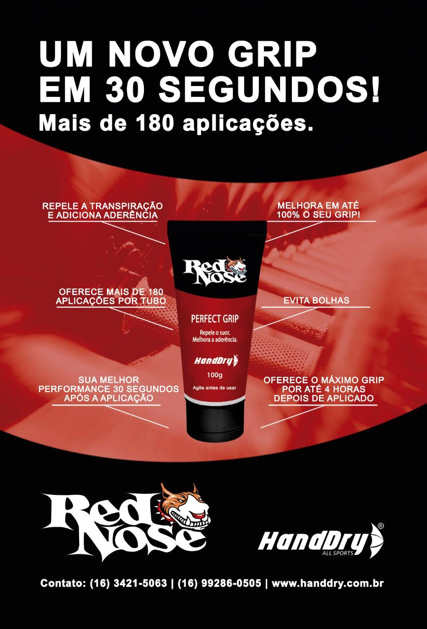 Red Nose Perfect Grip 100g - Handdry - Crossfit, Parkour, BMX