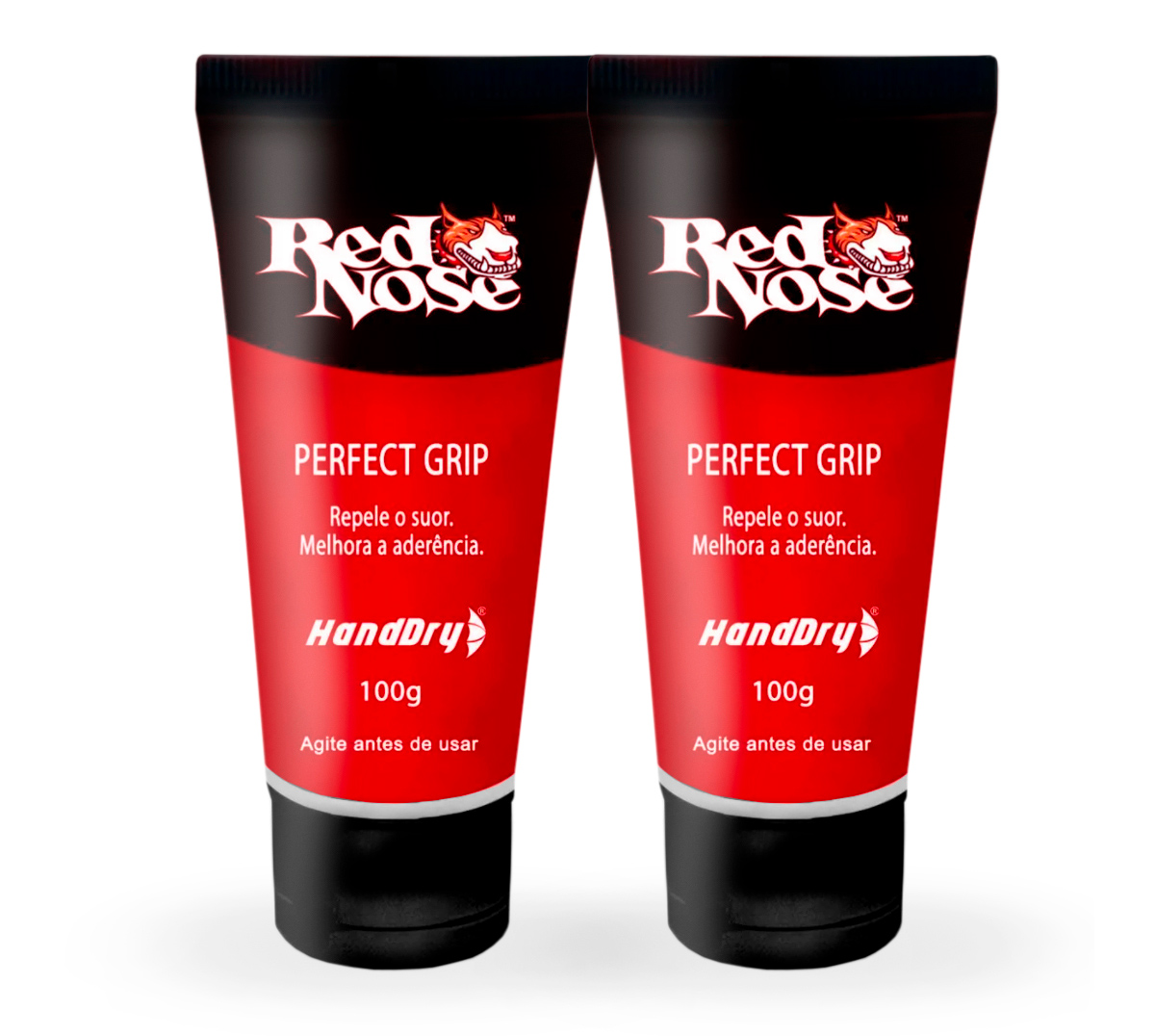 Red Nose Perfect Grip (2 Unids) 100g - Handdry  - Crossfit, Parkour, BMX