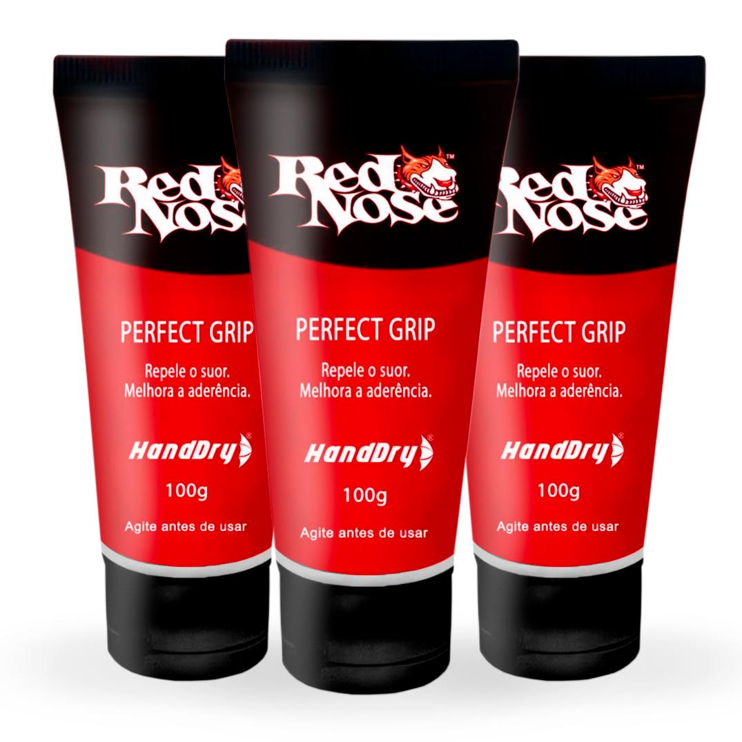 Red Nose Perfect Grip (3 Unids) 100g - Handdry  - Crossfit, Parkour, BMX