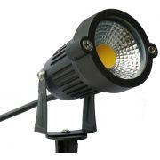 Espeto LED 3W para Jardim Branco Frio 6000K