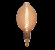 Lâmpada de Filamento de Carbono BT180 Supersize Spiral 60W 110V