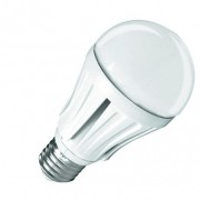 Lâmpada Led Bulbo 09W Branco Quente