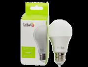 Lâmpada LED Bulbo Brilia 11W Branco Quente