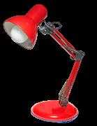 Luminária De Mesa Empire B Vermelho Startec