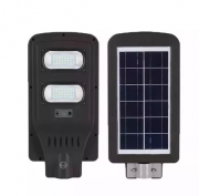 Luminária Pública Led 40w Solar Integrada