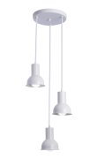 Lustre Pendente Collection Trio M1 Branco Startec