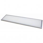 Plafon Led de Embutir Retangular <br/>48W - 30 x 120 cm Branco Frio 6000K