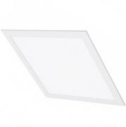 Plafon Led de Embutir Quadrado 32W - 30 x 30 cm Branco Frio 6000K