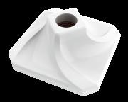 Plafonier Spiralle Quadrado Startec