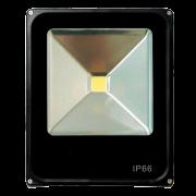 Refletor Led Slim 30W Branco Frio Uso Externo