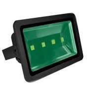 Refletor Led 200W Verde Uso Externo