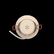 Spot Led Direcionável Redondo 3W Branco Frio 6000K
