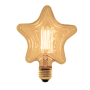 Lâmpada de Filamento de Carbono Star Squirrel Cage 40W 110V