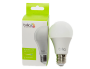 Lâmpada LED Bulbo Brilia 9W Branco Quente